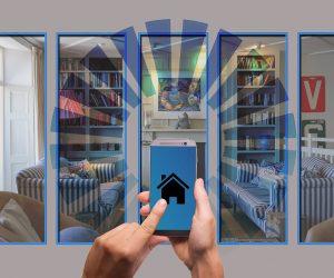 Wat is smart home beveiliging