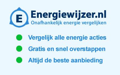 Voordelen online energie vergelijken met de energievergelijker van Energiewijzer.nl